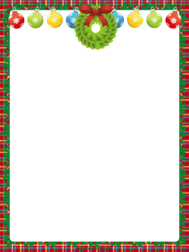 Christmas Ornament Word Template New Calendar Template Site