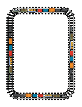 train border train track clipart images train track clipart